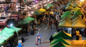 Night Market In Baguio City Suspended After Crowd Control Lapses