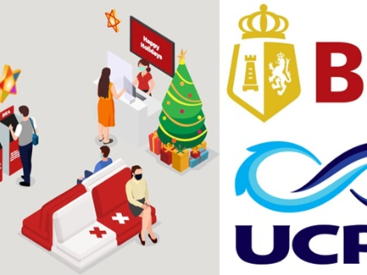 BPI, UCPB Releases Banking Schedule For Christmas, New Year Holidays