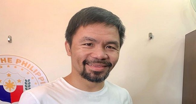 Manny Pacquiao Running for President