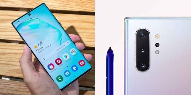 Samsung Galaxy Note10+ 5G 5
