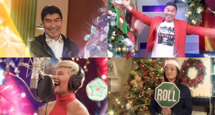 TV5 Christmas Station ID