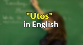 "Utos in English – Translate ""Utos"" in English"