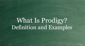 What Is Prodigy? Definition And Usage Of This Term
