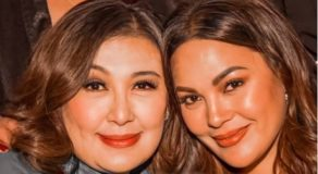 KC Concepcion: Is this post for bashers of her relationship w/ Sharon Cuneta?