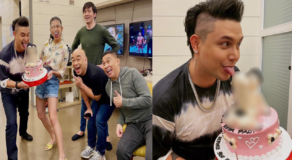 Paolo Ballesteros Received Hilarious Birthday Cake from Maine Mendoza