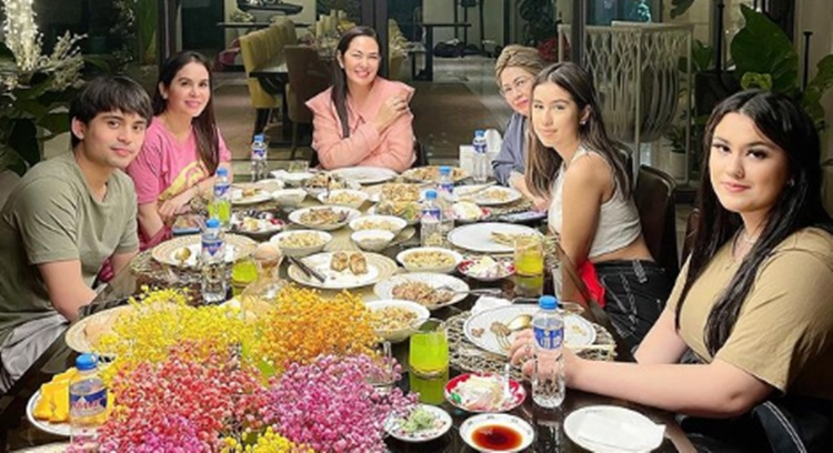 ruffa gutierrez daughters jimuel pacquiao