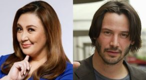 Sharon Cuneta Almost Spent P3.3 Million For Keanu Reeves, Here's Why