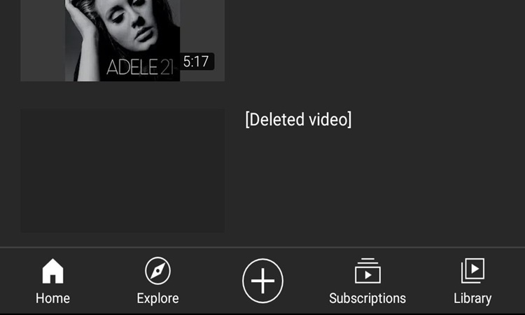 Adele-Youtube