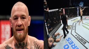 Conor McGregor Suffers Shocking Defeat To Dustin Poirier In 2nd Round