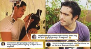 Gerald Anderson Comment On Sweet Photos Of Diego & Barbie Lambasted