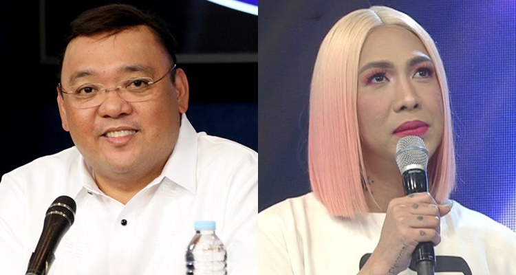 Harry Roque, Vice Ganda