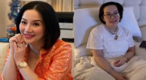 Kris Aquino Sleeps W/ Her Pearl Jewelry, Here's Why