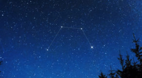 Mensa Constellation | Constellations In The Southern Hemisphere