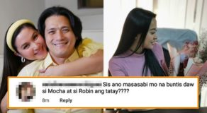Mariel Padilla Reacts To Mocha Uson Pregnancy & Robin Is The Father Rumors