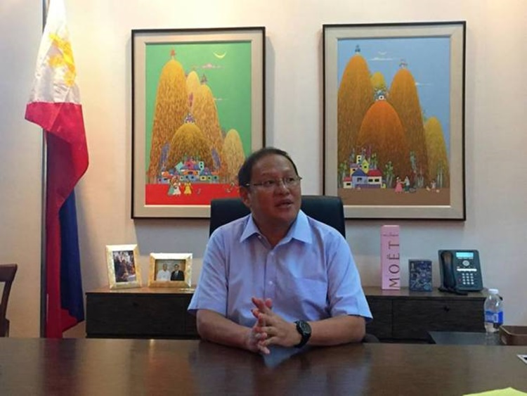Mayor Marcelino Teodoro