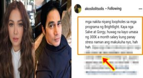 Piolo Pascual and Maja Salvador Talent Fee In TV5 Is Php 300K Monthly?