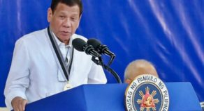 Duterte Thanks World Health, COVAX Facility & International Donors