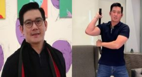 VIDEO: Richard Yap Shows Off Incredible Nunchuck Skills