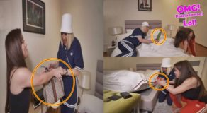 Vice Ganda Finds 'Objects' Hidden Under Angeline Quinto's Bed
