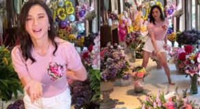 Vicki Belo Shares Video Dancing To Beyonce's 'Love On Top'