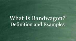 What Is Bandwagon? Definition And Usage Of This Term