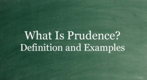 What Is Prudence? Definition And Usage Of This Term