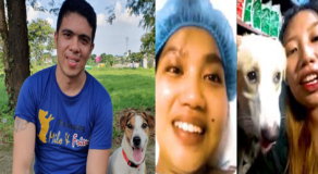 Dog Trainer Raises P140k Fund for Woman Hit by Train to Save Pet Dog