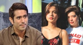 Gerald Anderson reacts to Sue Ramirez, Maris Racal's Controversial Photo