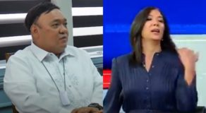 Harry Roque Reacts To Pinky Webb's Viral Hair Flip