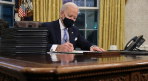 Biden Makes Face Masks Mandatory For All Federal Properties