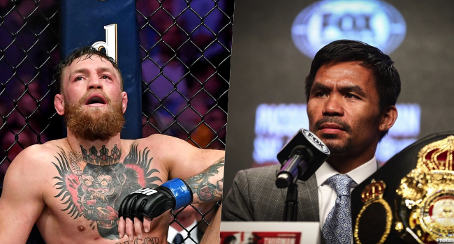 Pacquiao Not Interested In McGregor Fight After UFC Fighter's Shock Loss