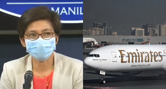 New COVID-19 Variant In PH: Passengers W/Patient  Won't Answer DOH