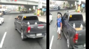Intense Road Rage Incident Involving 2 Vehicle Drivers Elicits Comments Online