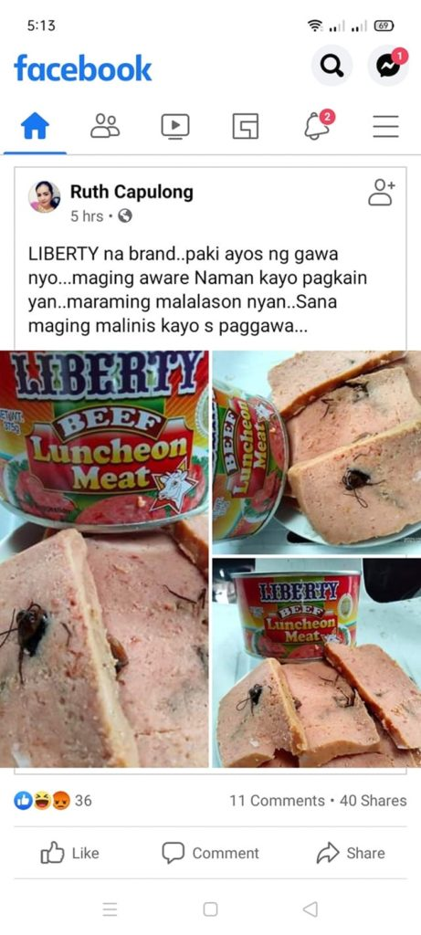 Luncheon Meat Can