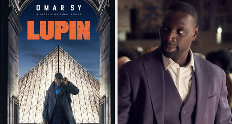 lupin review omar sy