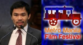Manny Pacquiao Wants To Change MMFF To 'Philippine Film Festival'