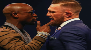 Floyd Mayweather Lambast Conor McGregor After His KO Lost with Dustin Poirier