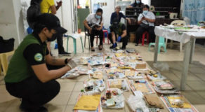 PDEA Region 7 Seized Illegal Drugs Worth P2.8 at Post Office in Mandaue