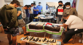 4 Police, 1 Civilian Arrested After Shabu-Lab in Subic Raided by Authorities