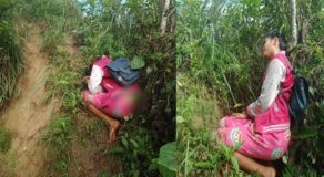 Young Student Collapses While Climbing Mountain to Schedule Scholarship Exam