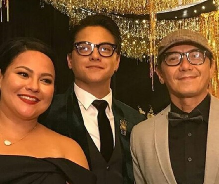 Daniel Padilla's Parents