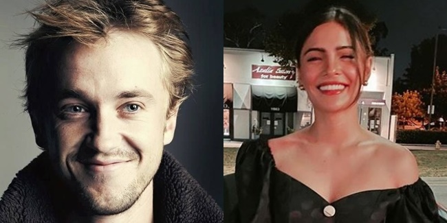 Harry Potter actor Tom Felton, Lovi Poe