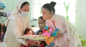 Heart Evangelista Visits Sorsogon Orphanage For Belated Birthday Celebration