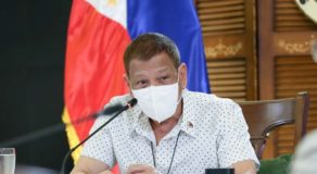 Duterte Orders Local Officials To Give Free Face Masks To Residents