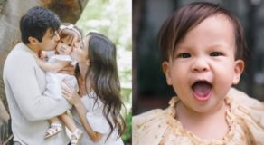 Anne Curtis, Erwan Heussaff Express Love For Dahlia On Her 1st Birthday