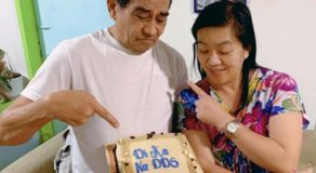 "Male Netizen Buys Cake to Celebrate ""Hindi na DDS si Papa"""
