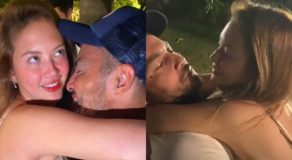 Ellen Adarna Shares First Kiss With Boyfriend Derek Ramsay