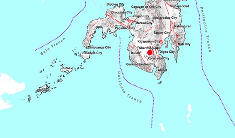 Earthquake Sultan Kudarat