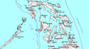 Surigao del Sur Jolted by 3.8 Magnitude Earthquake Today