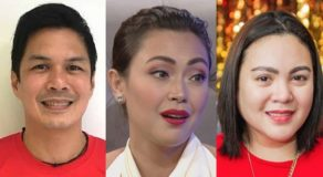 Jodi Sta Maria & Raymart Santiago's Posts Reply To Claudine Barretto's Rants?